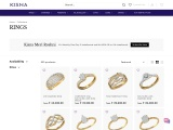 Buy Diamond Ring From Kisna.com. This is Real gold Diamond Ring.
