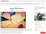 Top 9 Best Cheese Slicers For The Money 2021 Reviews