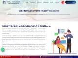 Website Designing and Development Company in Australia AU