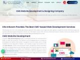 CMS Website Development & Designing Company in Delhi India