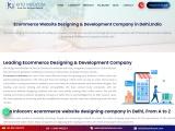 Ecommerce Designing & Development Company in Delhi