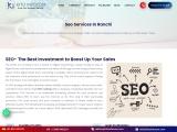 Seo Services In Ranchi | Kito Infocom