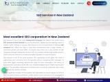 SEO Services In New Zealand | Kito Infocom