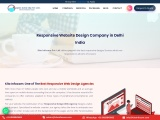 Responsive Website Design Company in Delhi India