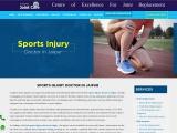 Sports Injury Doctor In Jaipur