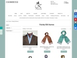 Paisley Silk Scarves | Buy Paisley Scarves | Knightsbridge Neckwear
