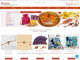 Shop for Alluring Rakhi to Kolkata at a Cheap Price on the Same Day