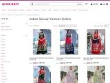Indian Salwar Kameez Online – Kolkozy Fashion Pvt. Ltd.