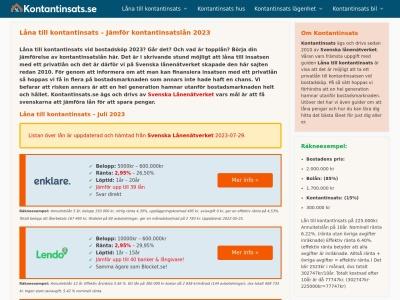 kontantinsats.se
