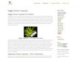 Veggie Kratom Capsules | Vegetable vs Gelatin | Natural Kratom Capsules