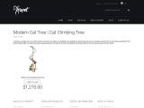 Modern Cat Tree | Cat Climbing Tree