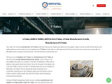 Manufacturer of U Tubes – Krystal Global Engineering Ltd