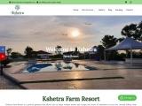 Welcome tp kshetra farm resort