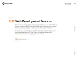 The Best Php web development company in United Kingdom