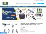 John Deere Mower Decks Aftermarket Parts – Lower Chute Fits, Grass Catchers