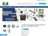 Flat Idler Pulley Replaces 179114 532179114 Fits Husqvarna YTH1842XPF YTH2042