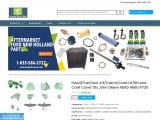 Hood/Fuel Door Kit/Catch/Cowl LH/RH and Cowl Cover fits John Deere 4500 4600 4700