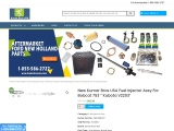 "New Kumar Bros USA Fuel Injector Assy For Bobcat 753 "" Kubota V2203″"