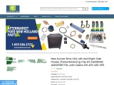 New Kumar Bros USA Left and Right Side Panels /Panel Retaining Clip Kit AM128982 AM128983 Fits John