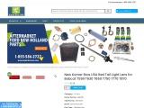 New Kumar Bros USA Red Tail Light Lens for Bobcat T590 T630 T650 T750 T770 T870