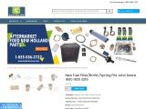 New Fuel Filter/BOWL/Spring Fits John Deere 1600 1620 3215