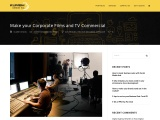 Make your Corporate Films and TV Commercial