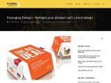 Packaging Design – Reshape your product with Latest design