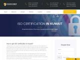 ISO Certification Consultancy in Kuwait