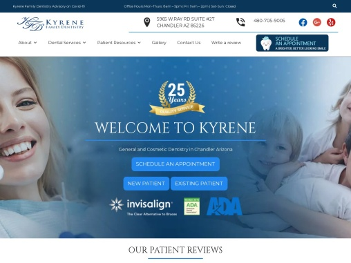 Kyrene Family Dentistry – Chandler, Arizona