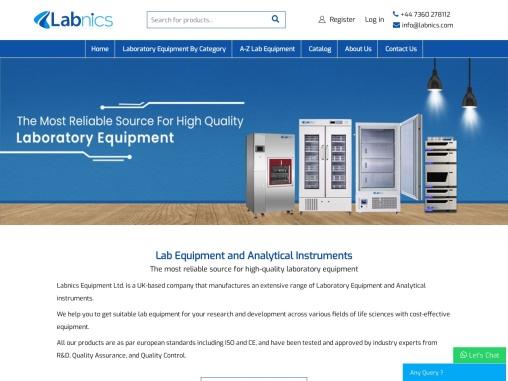Laboratory Equipment | Analytical Instrument