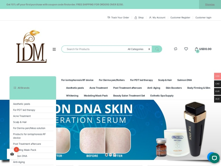 Laboderm Skin screenshot