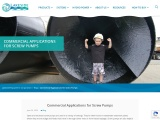 Commercial Applications for Screw Pumps