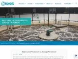 Wastewater Treatment vs. Sewage Treatment