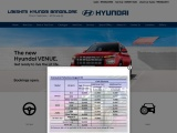Hyundai Showroom in Bangalore – Lakshmi Hyundai Dealers