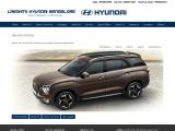 Hyundai Alcazar virtual brochure from Lakshmi Hyundai, Bangalore