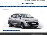 Hyundai Aura virtual brochure from Lakshmi Hyundai, Bangalore