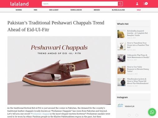 Stylish and Branded Peshawari Chappals