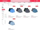 New Cotton Men's Boxers Shorts Online