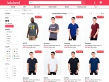 Stylish and Branded Men's T-Shirts