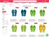 Ladies Flip Flops Shopping in Pakistan
