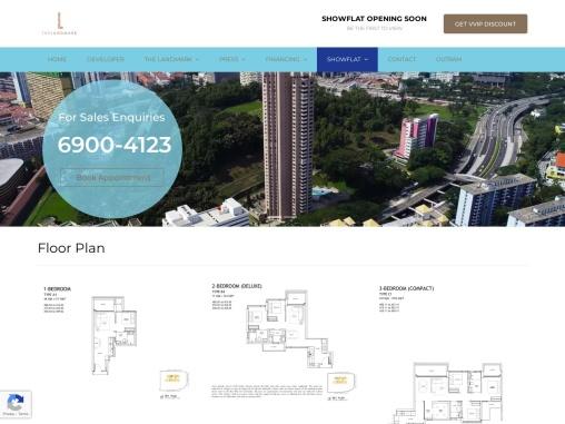 https://www.landmarktowersg.com/floor-plan/-The Landmark Floor Plan