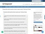 Faq  about Laparoscopic Training at Dubai