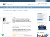 Testimonial of World Laparoscopy Hospital