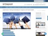 Laparoscopic Training Scholarship for Surgeons and Gynecologists