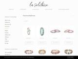 Bracelets for women- La Solitaire