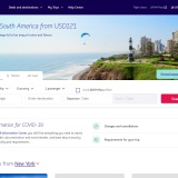 Save up to $1000 on your first LATAM Airlines purchase each year