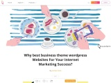 Why best business theme wordpress Websites For Your Internet Marketing Success?
