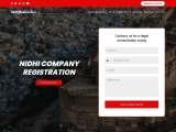 Online Nidhi Company Registration