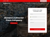 Removing A Director From Company