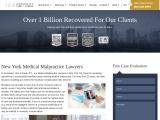 New York Medical Malpractice Lawyer
